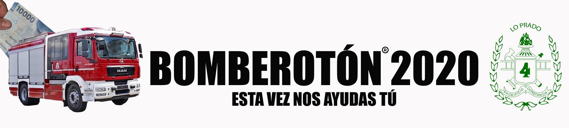 BOMBEROTÓN 2020